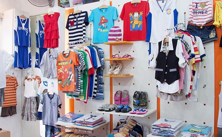 Một số kiến thức để mở xưởng may thời trang trẻ em cao cấp