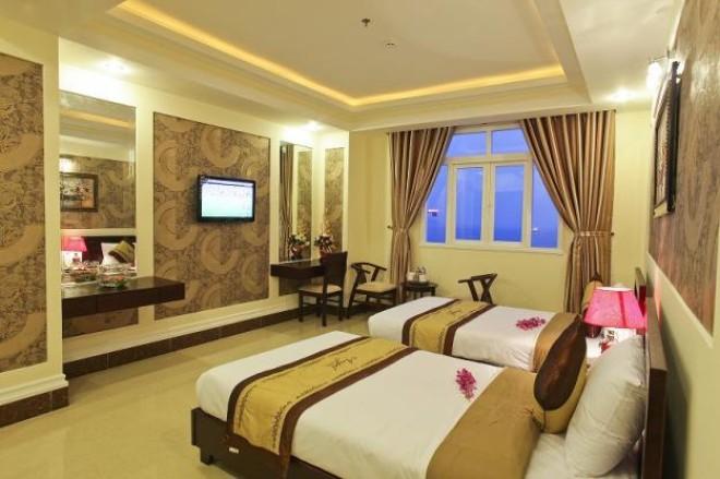 Đầu tư nguồn vốn khủng vào bất động sản khách sạn