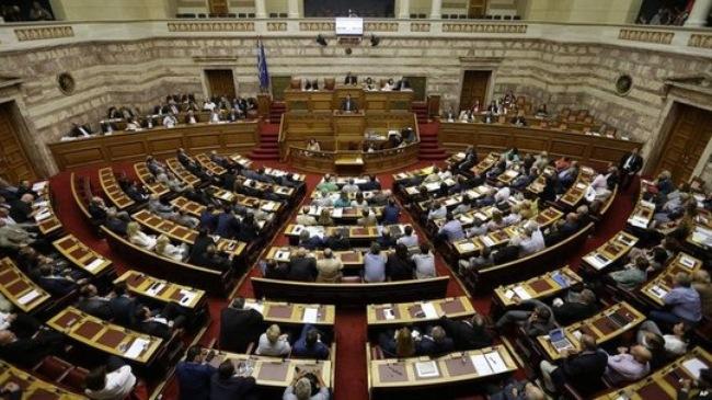 Quốc hội Hy Lạp đồng tình với đề xuất cải cách kinh tế của chính phủ