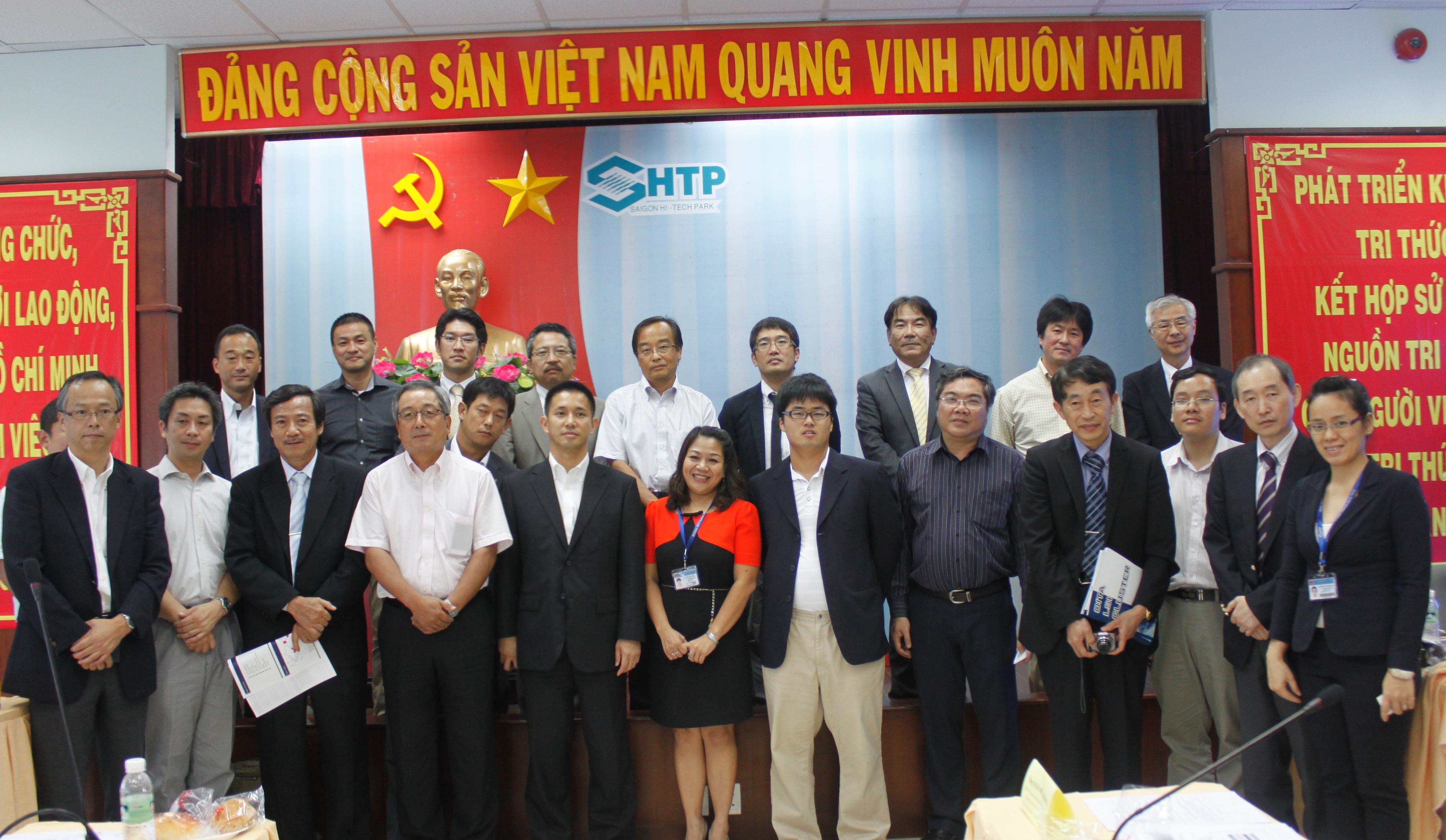 Doanh nghiệp Nhật Bản tiếp tục đầu tư mạnh vào Việt Nam