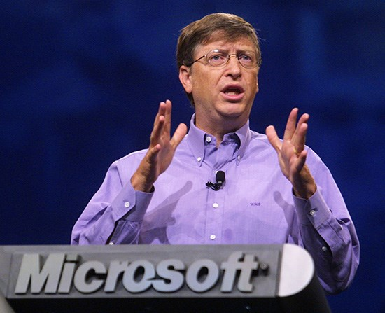 Những suy nghĩ độc đáo của Bill Gates để dẫn đến sự phát triển của Microsoft