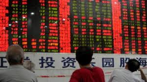 Chứng khoán Trung Quốc có sự điều chỉnh nhưng chưa đáng kể