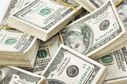 Giá đô la đang ở trạng thái tự do