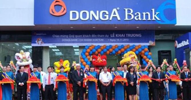 Bà Vũ Thị Vang giữ chức Phó Chủ tịch HĐQT DongA Bank nhiệm kỳ VII