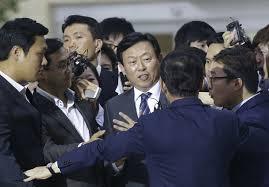 Cuộc chiến giành quyền kiểm soát Lotte Group