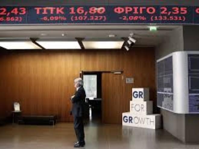 Vasileios Antoniadis kiếm được khoản lợi khủng từ chứng khoán Hi Lạp