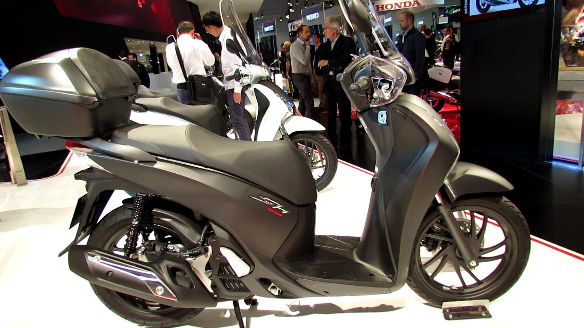 Honda SH300i 2015 có thể là lựa chọn đắt giá cho bạn
