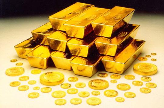 Sự phân hóa kỳ lạ của vàng thời gian gần đây