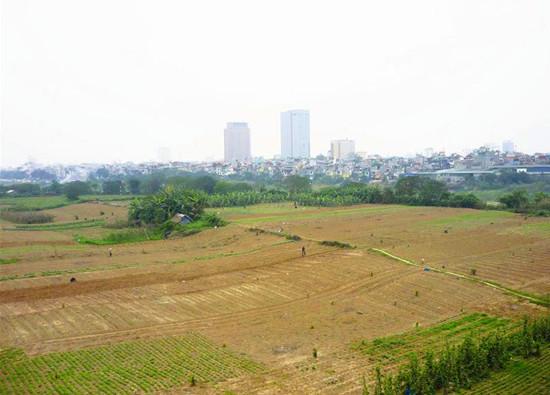 Vấn đề quản lý và sử dụng đất được Hà Nội siết chặt