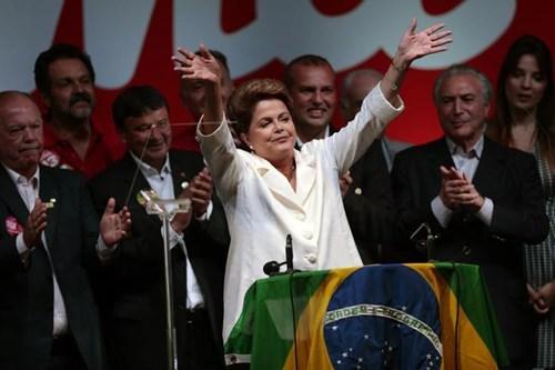 Tổng thống Brazil trấn an người dân