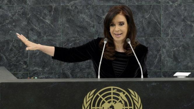 Tổng thống Argentina cảnh báo về cuộc khủng hoảng toàn cầu