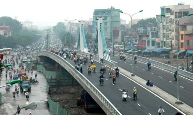 Vốn xây dựng cầu đường 70.000 tỷ một năm