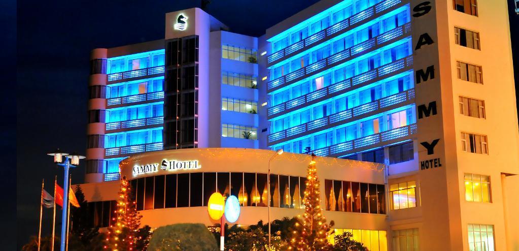 Những khách sạn có kiến trúc đẹp nhất thế giới