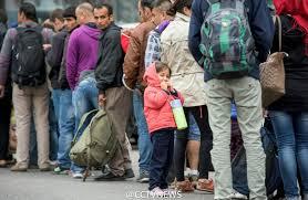 Người di cư vào châu Âu và nhưng câu chuyện kèm theo đó