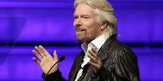 Richard Branson là tỷ phú được nhiều người yêu mến trên thế giới