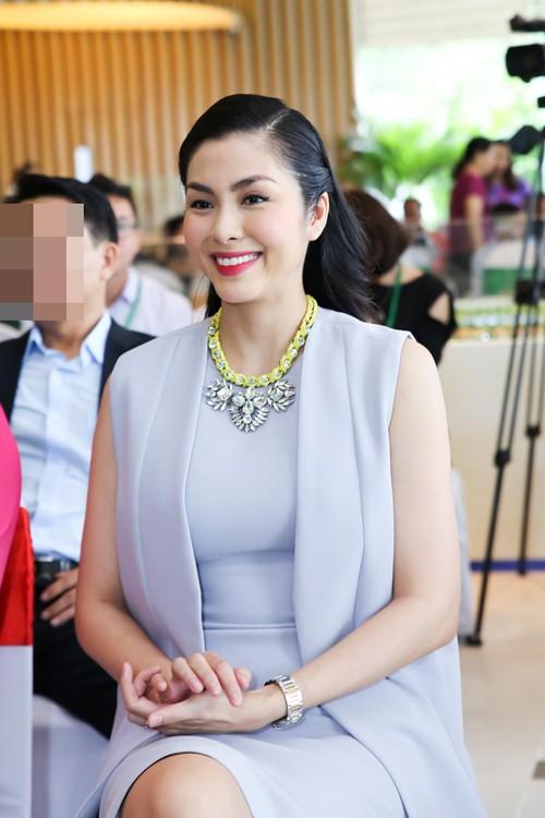 Bí quyết giảm béo an toàn sau sinh của Tăng Thanh Hà
