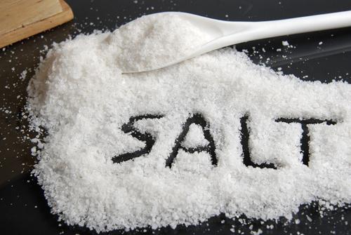 Bí quyết giảm béo bụng với muối cực kỳ kiệu quả