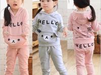 Thời trang thu đông cho bé