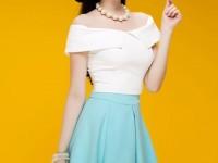 Cập nhật những bộ váy đầm Ngọc Trinh mới