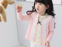 Các mẫu quần áo ren thời trang trẻ em đẹp nên chọn mua qua mạng