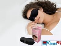 Miếng che mắt khi ngủ