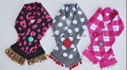 khăn quàng cổ cho bé - 12