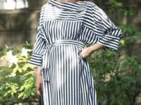 Đầm Xòe Công Sở Hàn Quốc