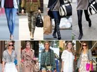 Các kiểu thời trang dạo phố cho phái nữ