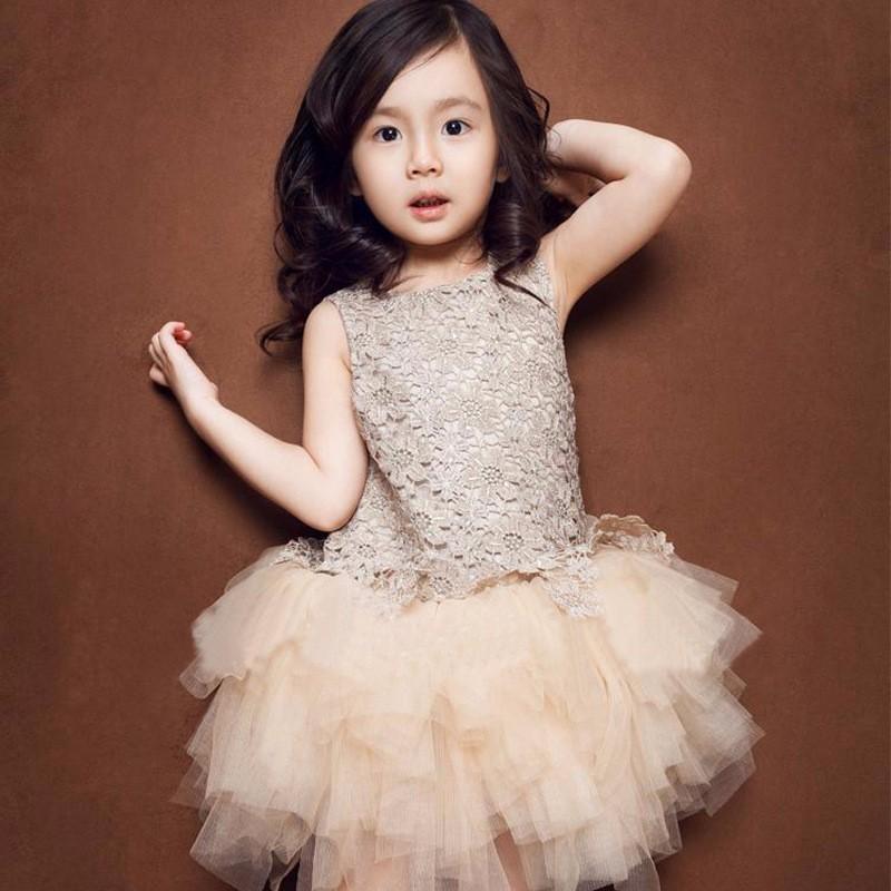 Mẫu quần áo xuất khẩu cho bé gái xinh như công chúa
