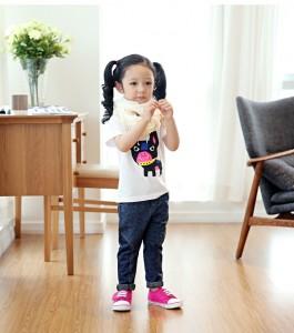 Sành điệu với quần baggy 1 sản phẩm thời trang trẻ em mới nhất cho bé
