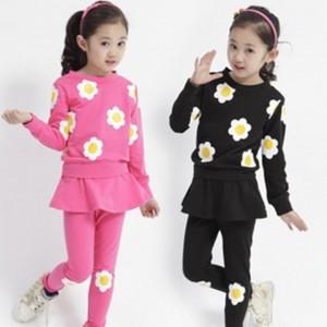 Những điều cần lưu ý về quần áo mùa thu cho bé gái