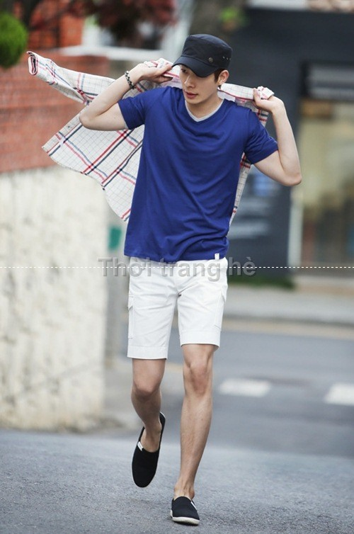 Phong cách Hàn diện set đồ cho mùa hè cực cool