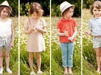 Mách nhỏ cách chọn áo quần  trẻ em cho mùa hè oi nóng