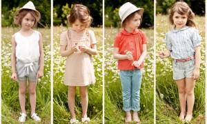 Quần áo trẻ con mặc hè 2016