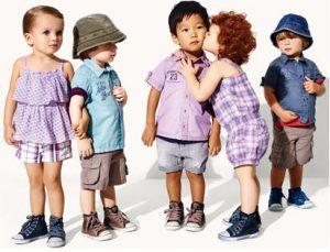 bán quần áo trẻ em xuất khẩu