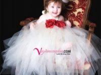 Váy đầm công chúa cao cấp cho bé