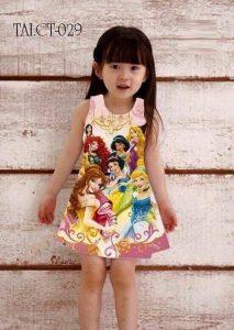 quần áo xuất khẩu cho bé gái in độc đáo 3