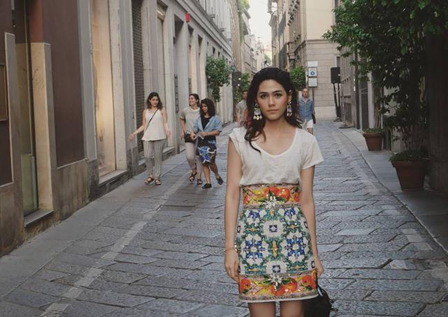 Váy Thời Trang Thái Lan màu sắc dành cho phụ nữ