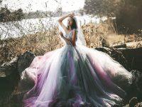 Những bộ áo cưới nhiều màu sắc đẹp