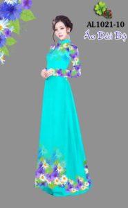 Vải Áo Dài Tằm Ý Dễ Thương Đáng Yêu - AL1021_10
