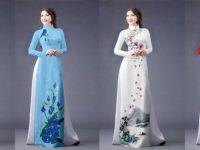Top các loại vải áo dài thời trang