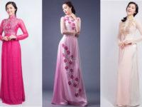 Top 5 loại áo dài cưới hot nhất hiện nay