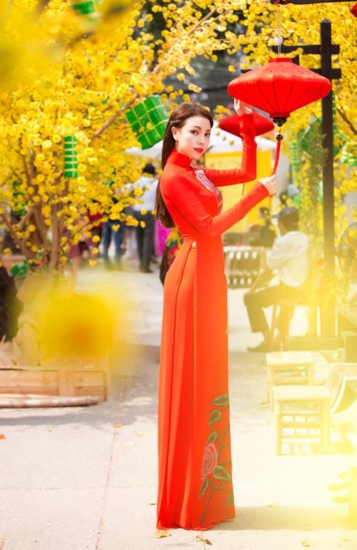Vải áo dài Việt Nam