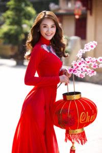 Áo Dài Xuân Xinh
