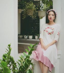 Xu huong thoi trang noi nhat xuan 2018